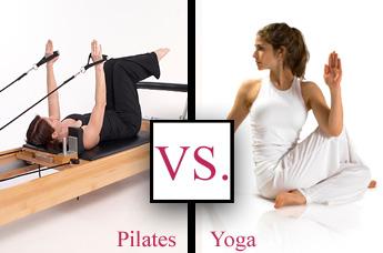 PILATES V/s Yoga