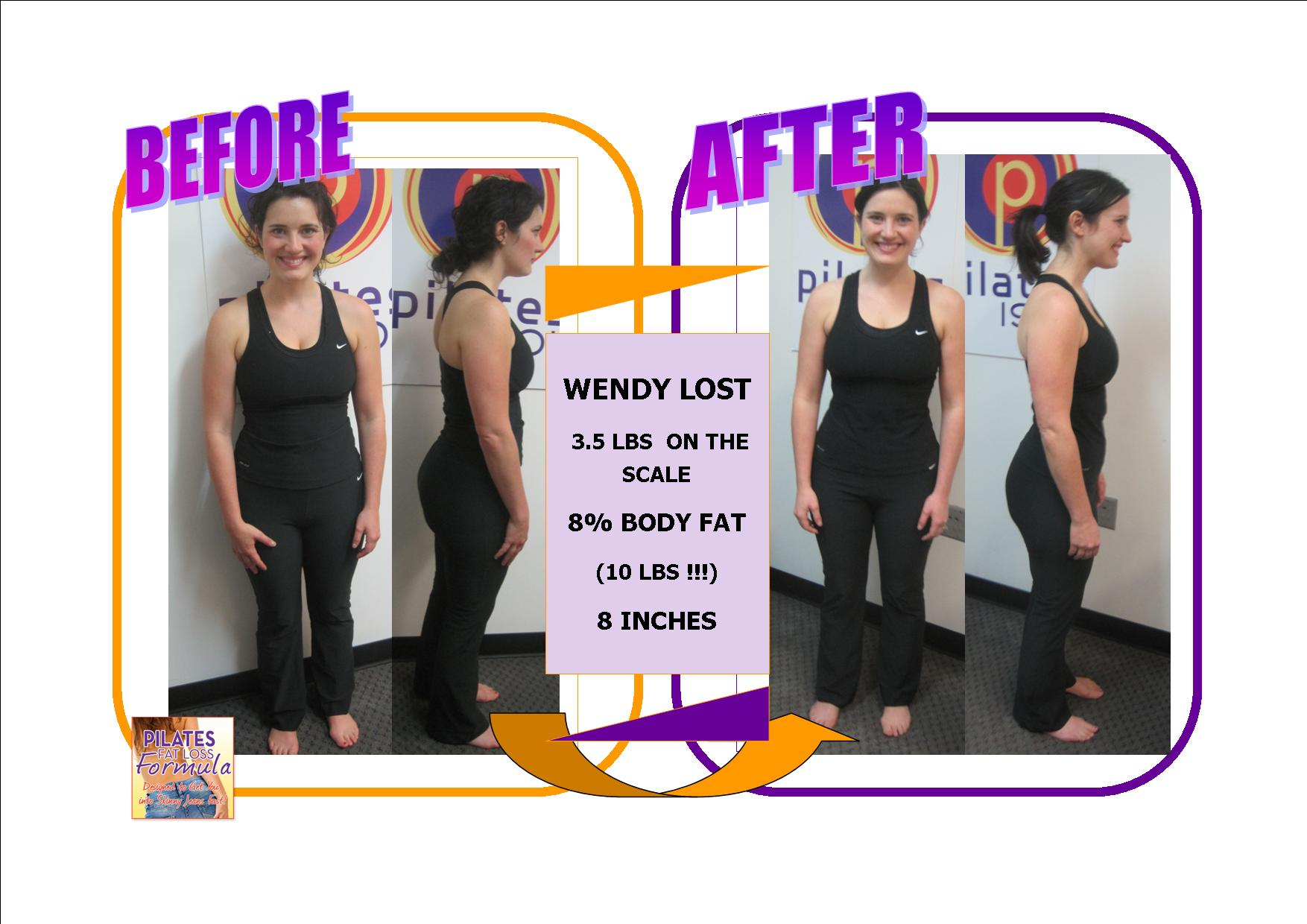 Wendy Chrostek Before And After 20111 Pilates 1901