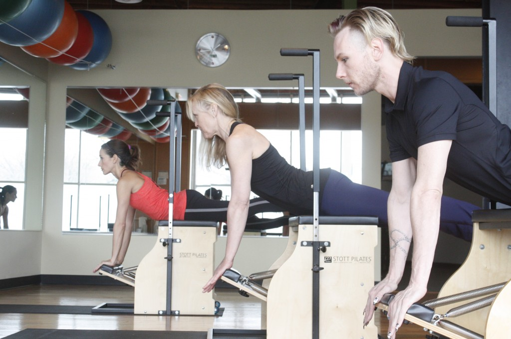 pilates instructor training in overland park