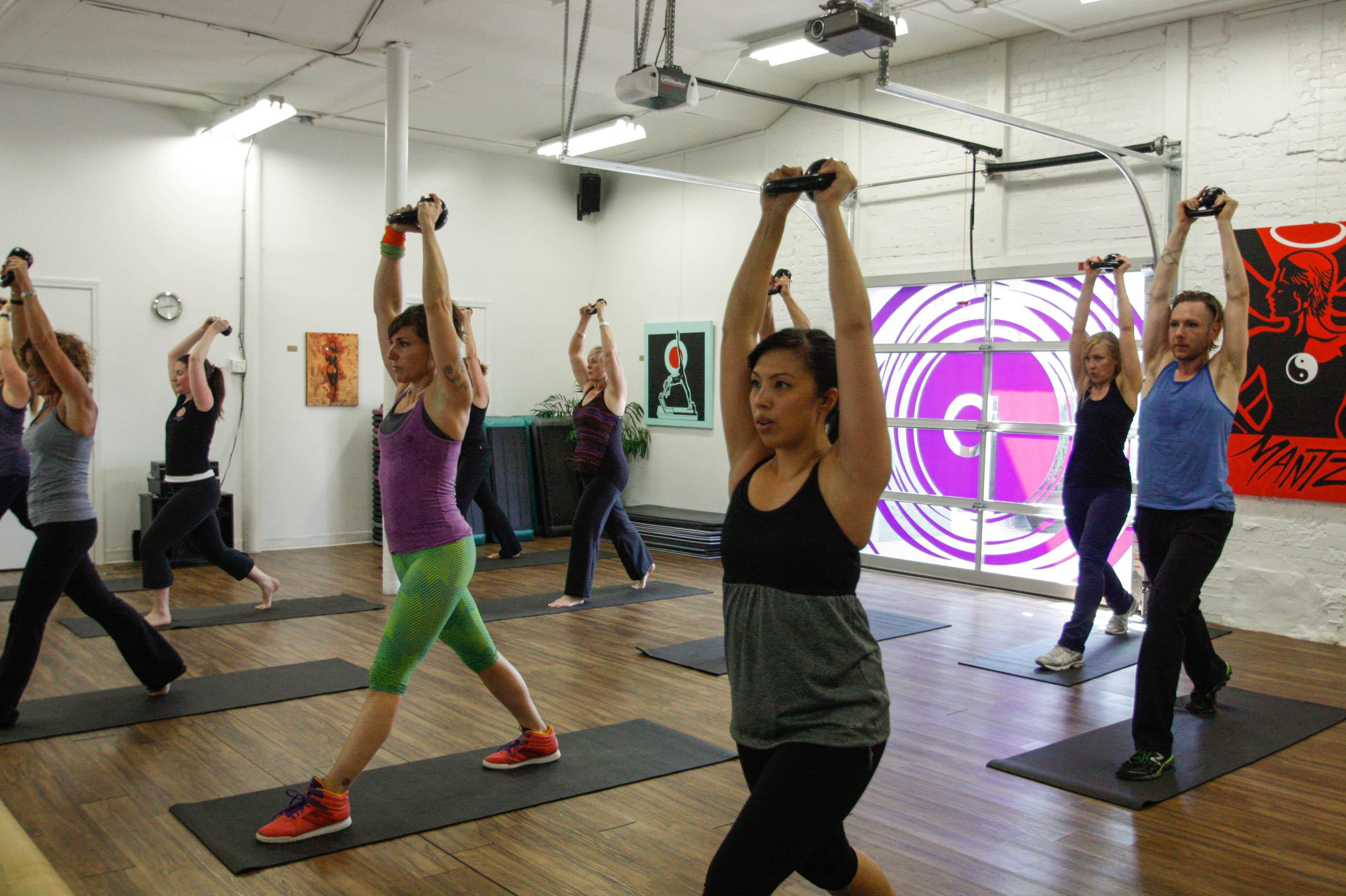 pilates workouts in kansas city