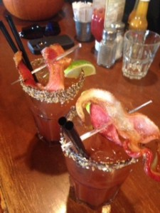 bacon marys