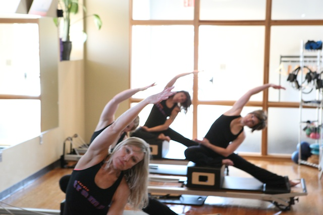 pilates training in kansas city
