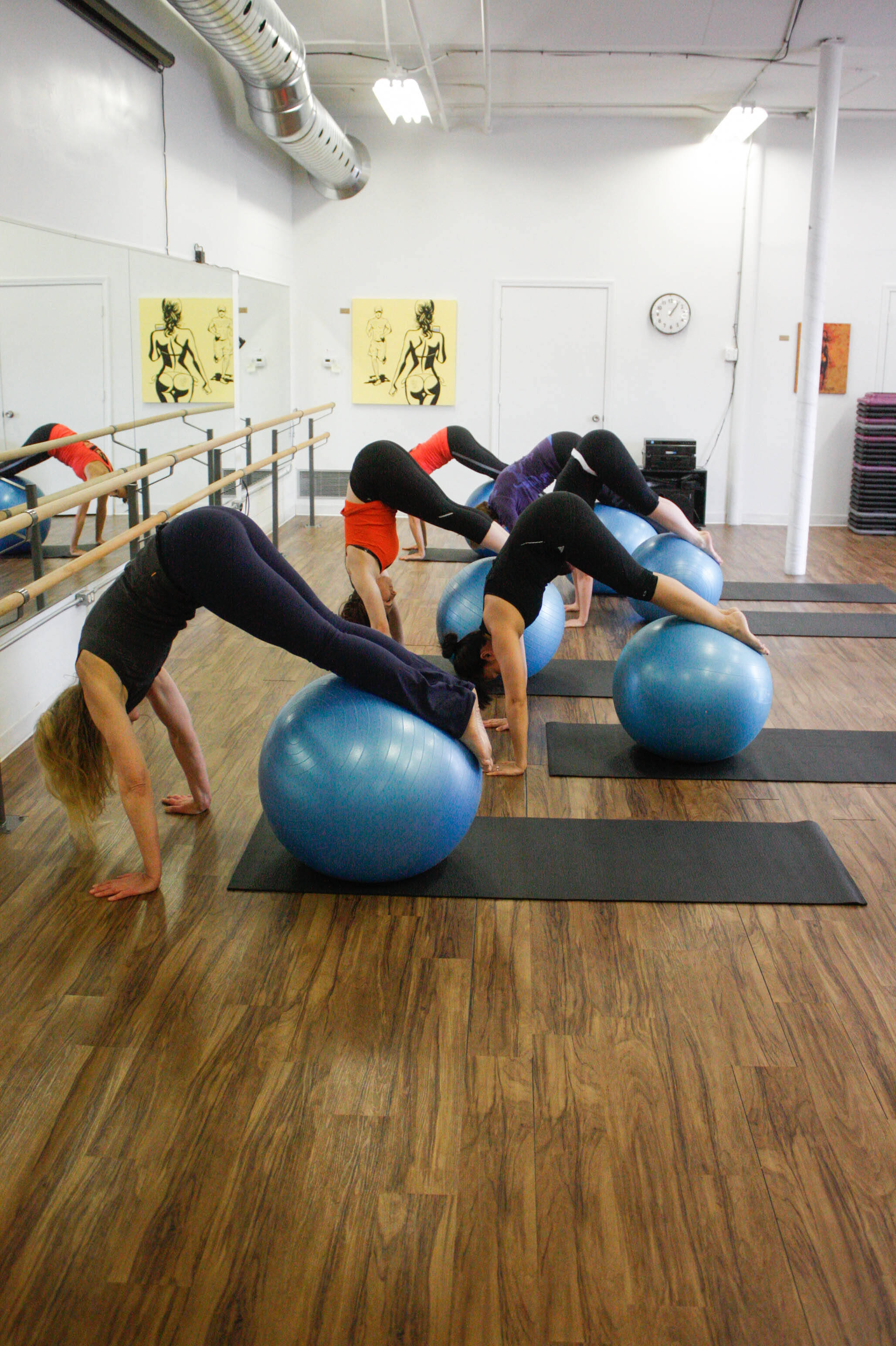 morning pilates classes in kansas city