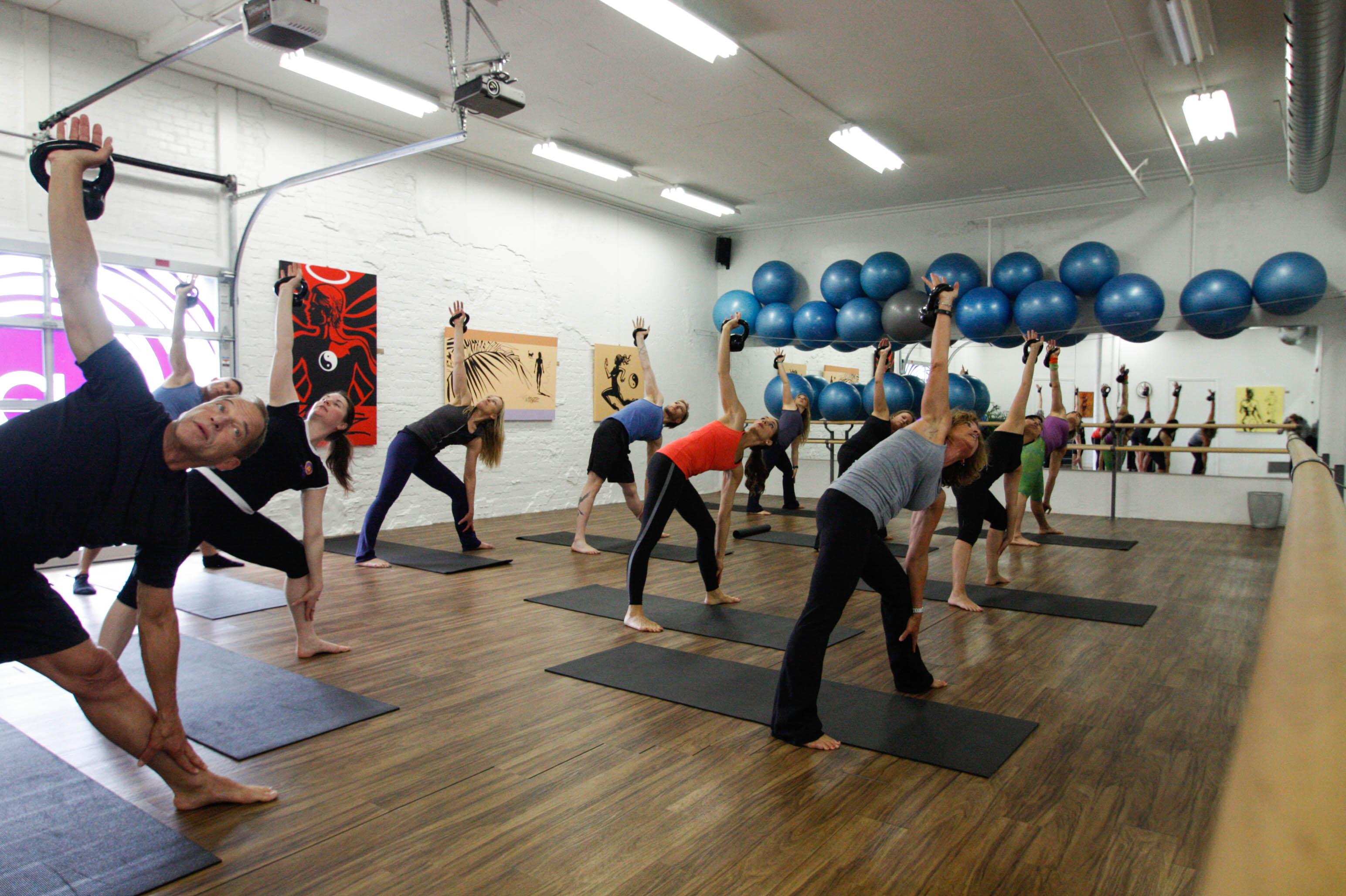 fitness instructor in kansas city