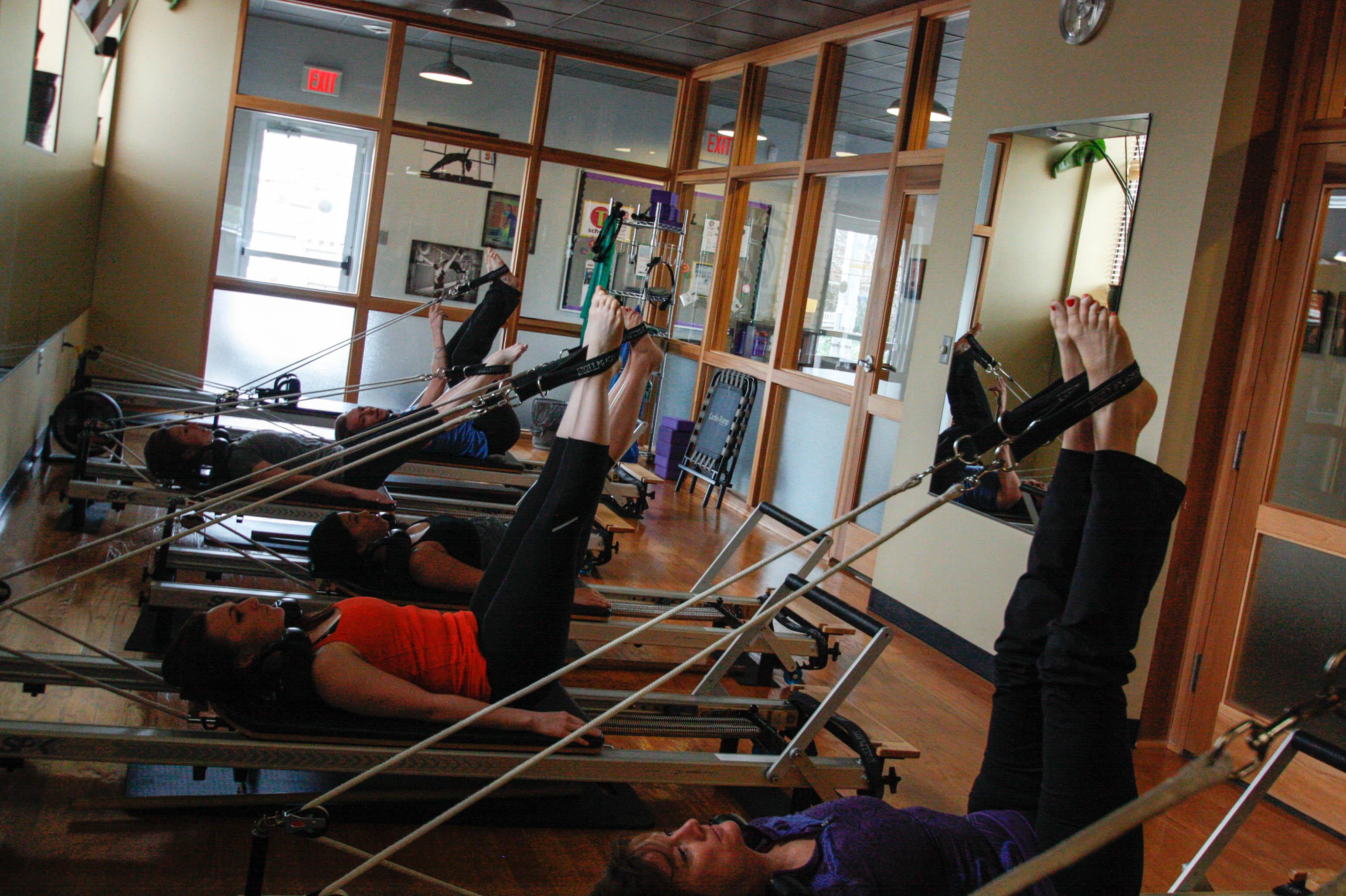 pilates classes in kansas city