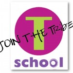 T School Tribe Logo