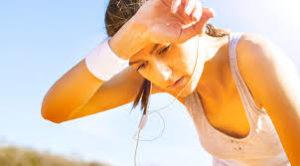 heat exercise